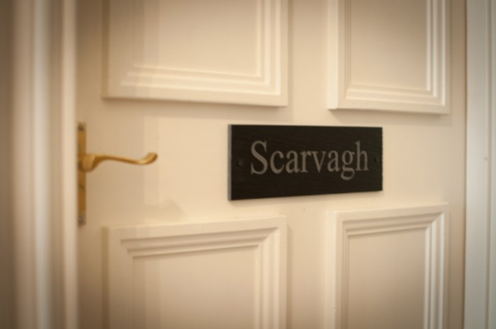 Scarvagh Bed and Breakfast Room